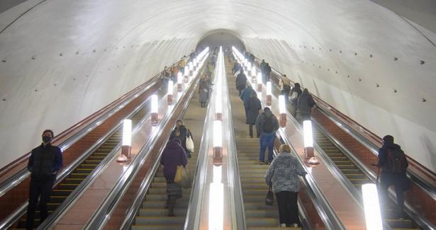 Раскрыта тайна эскалаторов вметро Москвы