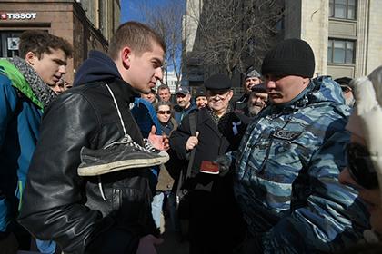 Большинство россиян отказались мириться с коррупцией во власти
