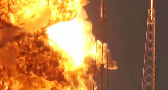 Взрыв ракеты SpaceX угрожает планам NASA