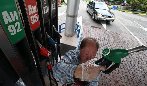 Бензин подорожает к урожаю