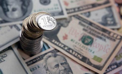 Волатильность рубля упала додвухлетнего минимума