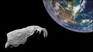 КЗемле приближается астероид размером ссамолет