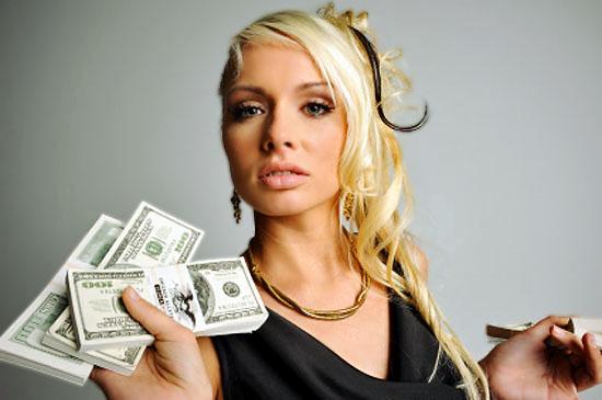 3типа женщин, которым нужны только деньги
