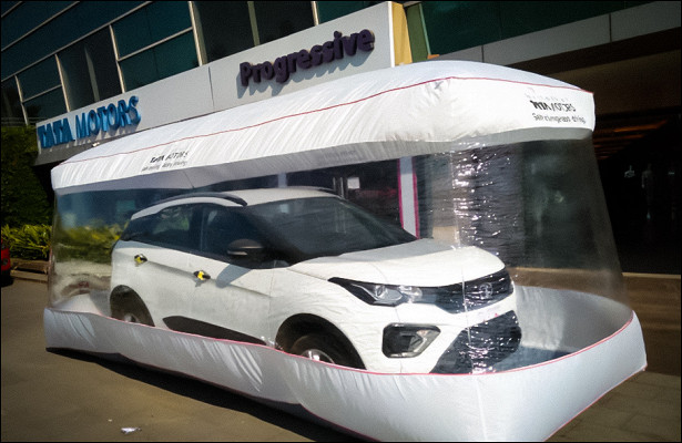 59728903521ff0fd70c35361773bb33f - Посмотрите, кактеперь упаковывает свои машины индийская Tata
