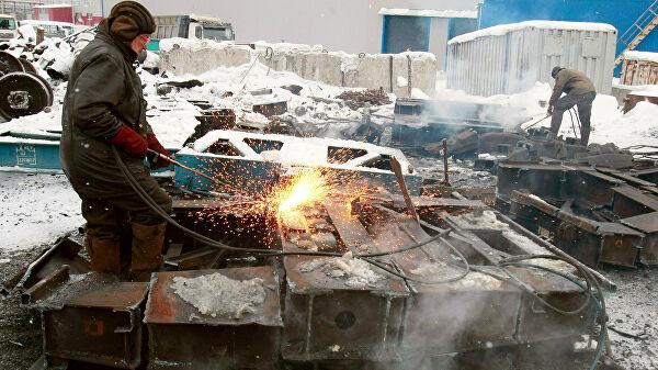 Власти могут запретить продавать металлолом заграницу