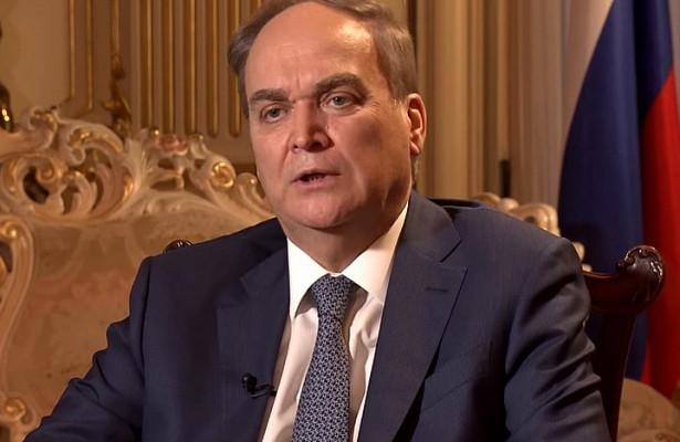 Антонов прокомментировал заявления СШАоготовности разместить ракеты вЕвропе