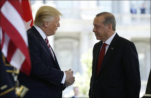 Мечты осверхдержаве: СШАпытаются унять диктаторский аппетит Эрдогана