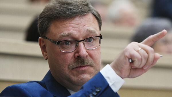 Косачев: Байдену будет сложно превзойти Трампа вошибках намировой арене