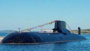 Российскую АПЛназвали вСШАпугающим подводным монстром