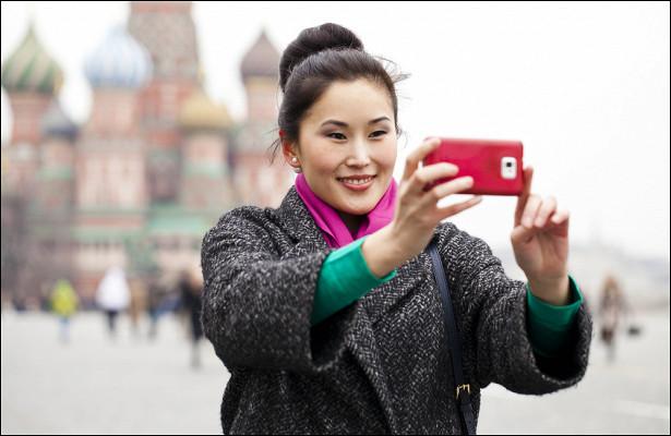 Раскрыты траты китайских туристов вРоссии