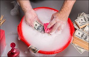 Отмывание и наказание