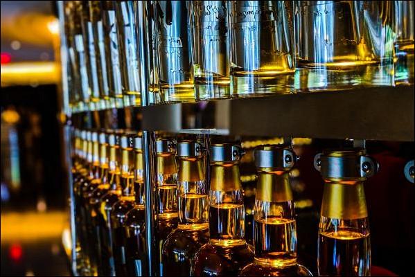 ВРоссии предложили закрывать заводы смалым выпуском спирта