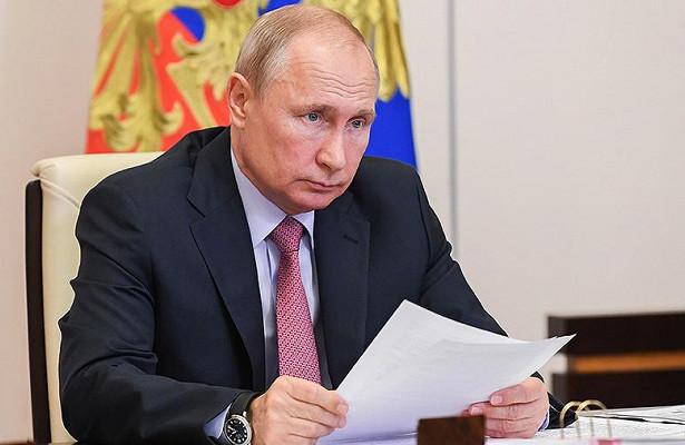 Путин смягчил требования валютного контроля приэкспорте