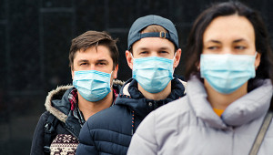 Назван срок окончания пандемии коронавируса вРФ