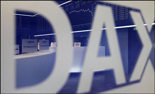 Европейские индексы снижаются на новостях из Греции