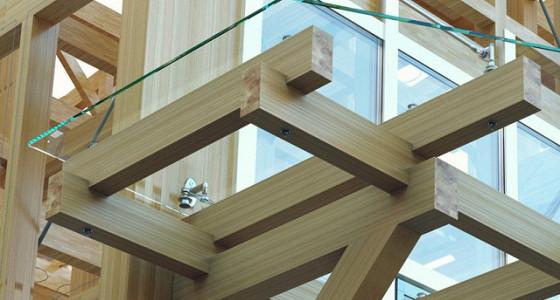 Минстрой предлагает застроить РФ деревянными домами
