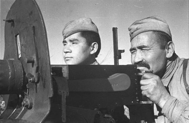 Каквоевали солдаты изСредней Азии наВеликой Отечественной