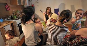 Московская область заняла первое место в ЦФО по рождаемости