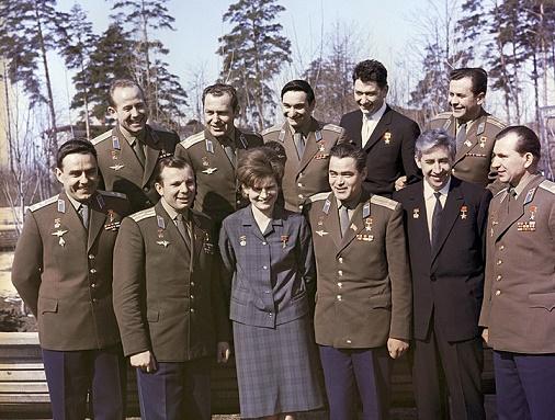 Почему расформировали женский отряд космонавтов