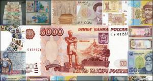 «Эффект домино»: почему обвалились валюты стран СНГ?