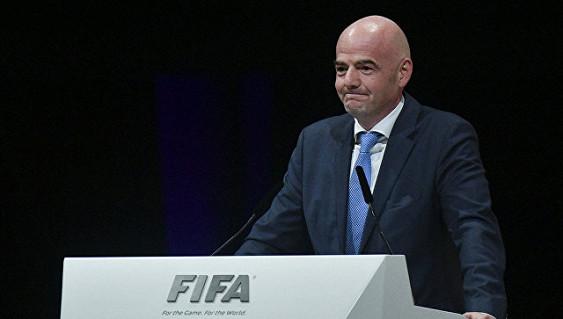 Против Инфантино начато новое расследование вУЕФА