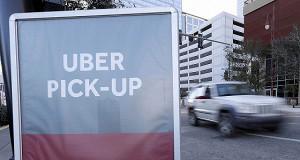 Uber создаст летающие такси
