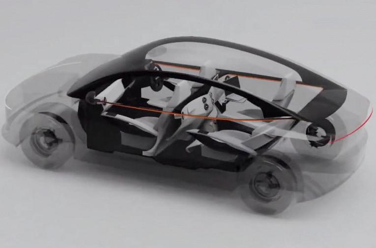 ВИндии создали электромобиль класса премиум