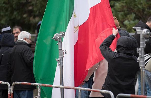 Виранских городах проходят антиправительственные акции
