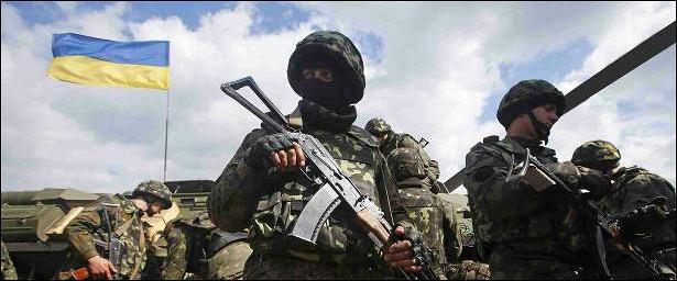 ВСУ11-есутки необстреливают территорию ЛНР