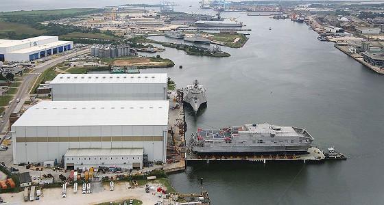 ВМС США тратят миллионы на ремонт новых кораблей