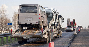 Транспорт и его загрузка в России