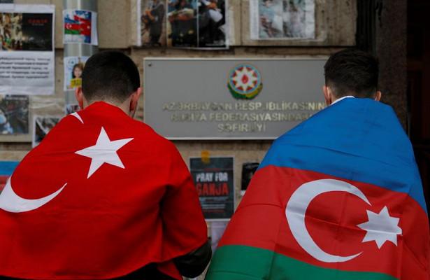Турция осудила резолюцию Сената Франции поКарабаху