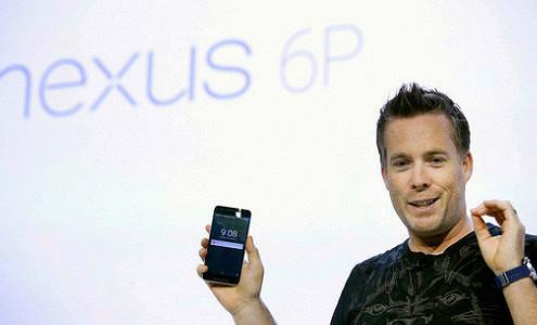Google представил сразу две модели смартфонов Nexus