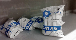 Запрет импорта соли с Украины и ЕС вступил в силу