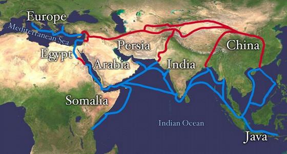 Как изменит мир «Новый шелковый путь»?