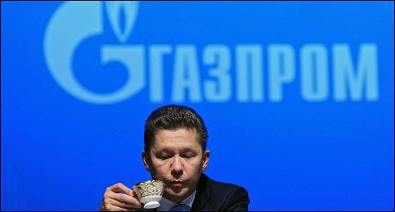 «Газпром» отрывается от Европы