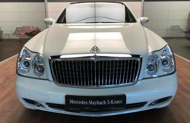 Самый дорогой «Майбах» вРоссии продают за130млнрублей
