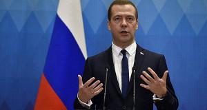 Медведев отметил «значительную роль» Путина в достижении соглашения по нефти