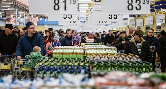 Более 70% россиян отметили рост цен на продукты в последние месяцы
