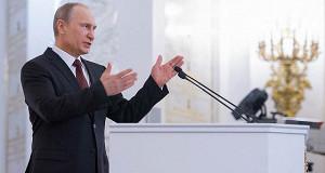 Путин заявил о необходимости улучшить условия для малого и среднего бизнеса