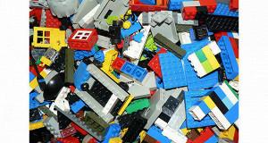 В Лондоне открылся крупнейший в мире магазин Lego