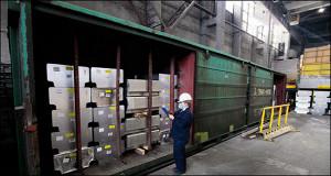 UC Rusal купит 1000 вагонов