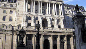 Банк Англии не намерен резко повышать процентную ставку