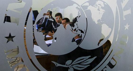 МВФ выделил России минус три процента