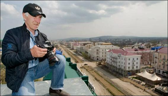 Кадыров отреагировал нагибель фотографа Царнаева