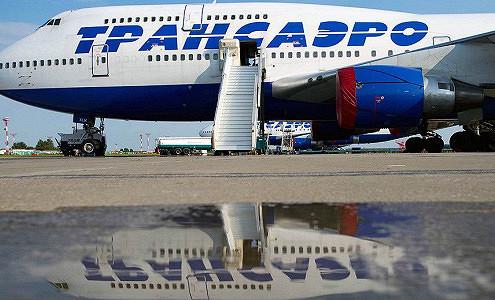 «Трансаэро» отменила 33 рейса на 6 октября