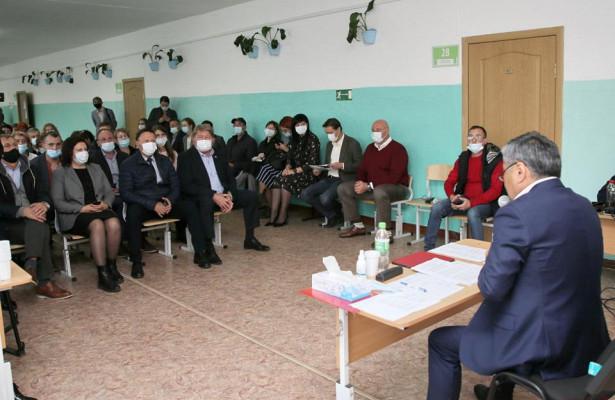 Приморские парламентарии проводят встречи сжителями одного измуниципалитетов