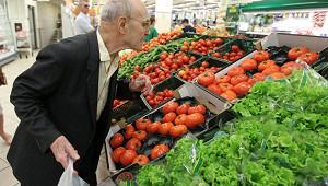ВРоссии резко подскочили цены наогурцы ипомидоры