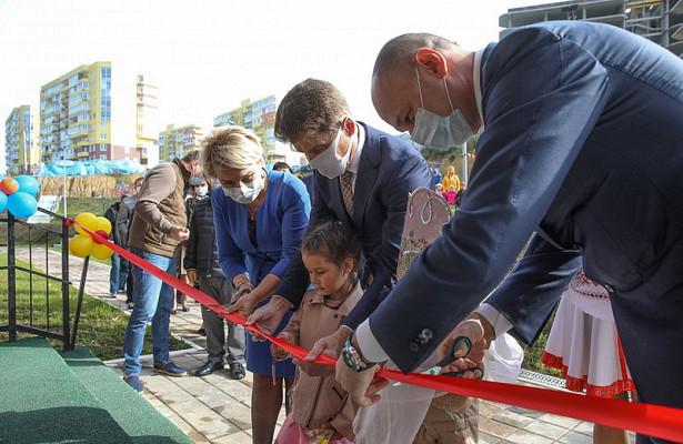 ВНадеждинском районе Приморья открыли новый детский сад— фото