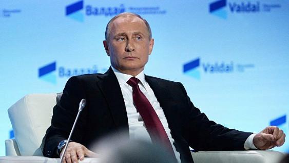 Путин назвал нелогичной позицию Запада поситуации вАлеппо